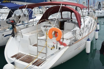 Rental Sailboat Beneteau  Oceanis 411 Barcelona