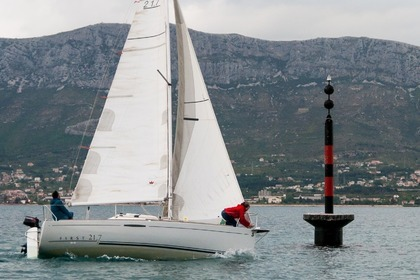 Rental Sailboat BENETEAU First 21.7 v Split