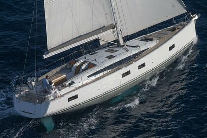 Rental Sailboat JEANNEAU Sun Odyssey 54 Las Galletas