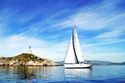 Charter Sailboat Atlantic 49 Cagliari