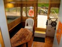 Houseboat Navicanal - Esquerre Virgule for hire