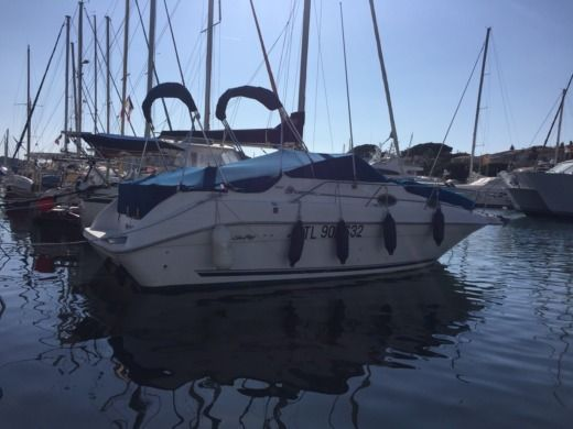 Sea Ray Sundancer 250 en Bandol