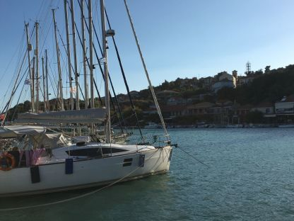 Charter Sailboat Elan 35 Impression Caorle