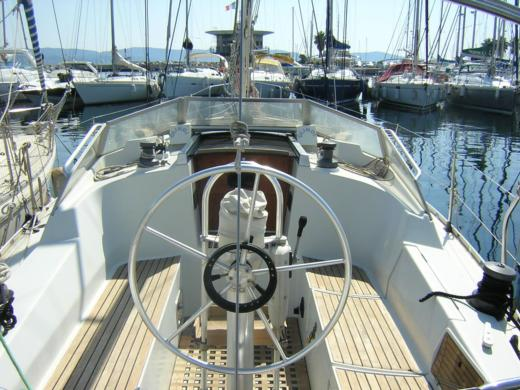 Beneteau Idylle 10.50 in St-Laurent-du-Var for hire