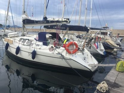 Rental Sailboat Beneteau First 35 S 5 Santa Maria Navarrese