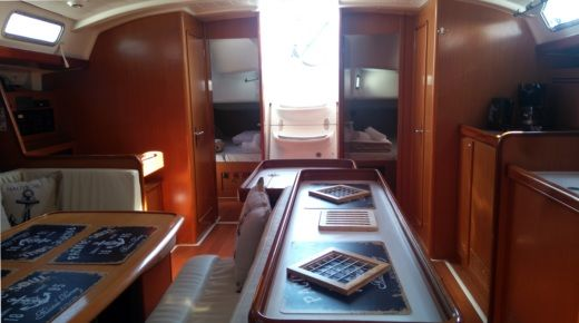 Beneteau Cyclades 50,4 in Athens
