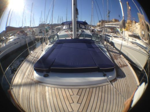 Jeanneau Ds54 in Kalkara for hire