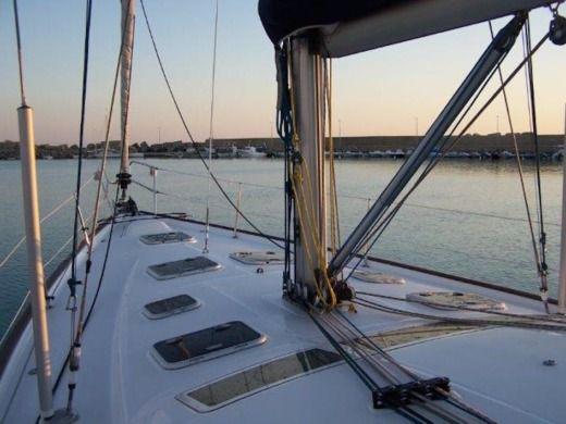 Beneteau Oceanis 473 Clipper in Malta peer-to-peer