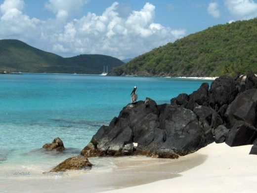 Charter sailboat in Tortola peer-to-peer