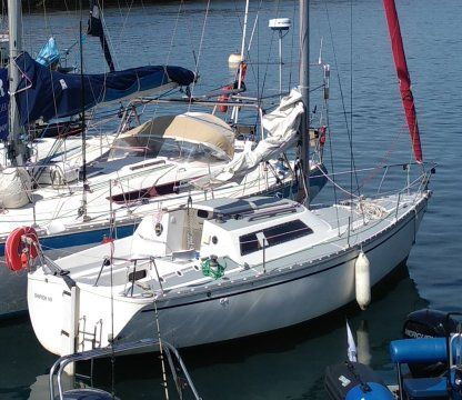 Rental Sailboat Jeanneau Fantasia Dl Lorient