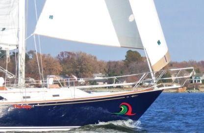 Rental Sailboat C&c Marine Landfall Edgewater