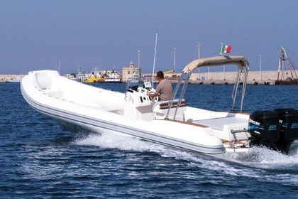 Charter RIB Workboat 10 mt Gallipoli