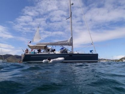 Rental Sailboat Hanse 430E La Rochelle