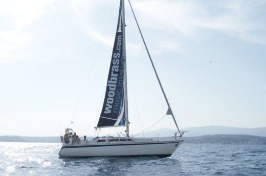JEANNEAU SYMPHONIE in Cannes for hire