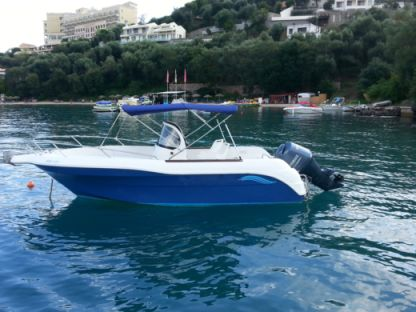 Rental Motorboat Quicksilver 630 Open Carnon-Plage
