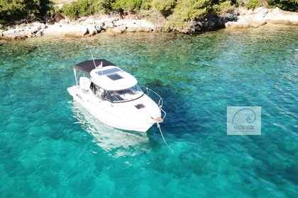 Rental Motorboat Jeanneau Merry Fisher 795 Zadar