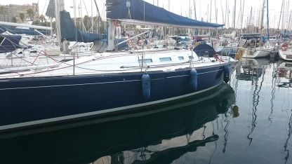 Rental Sailboat Beneteau First 40.7 Barcelona