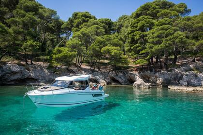 Rental Motorboat JEANNEAU MERRY FISHER 795 Dubrovnik