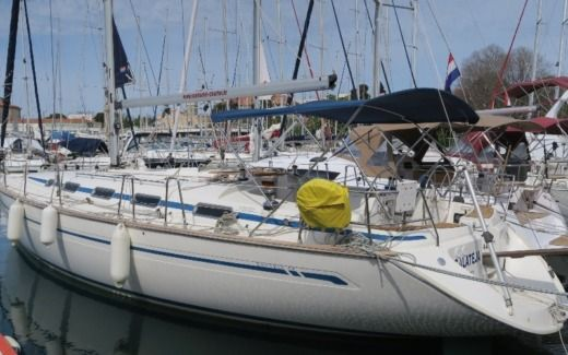 Bavaria 44 in Zadar