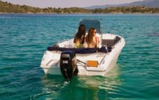 Thomas Boats Tempest 500 in Chalkidiki