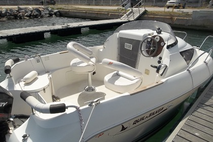 Charter Motorboat QUICKSILVER 510 cabine cruiser Leucate