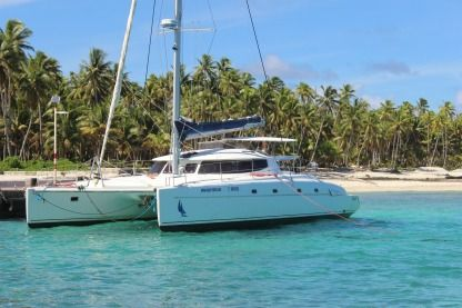 Location Catamaran Fountaine Pajot Bahia Papeete
