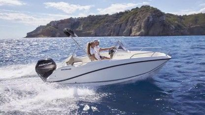 Charter Motorboat Quicksilver 505 Marseille