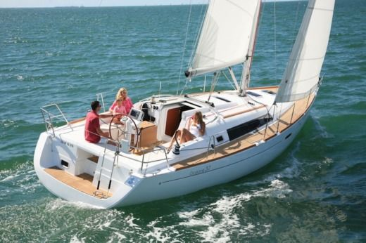 Beneteau Oceanis 37 in Alimos peer-to-peer