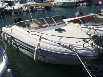 Rental Motorboat Ranieri Sea Lady 24 Le Lavandou