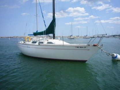 Rental Sailboat Pearson Sloop Oakland