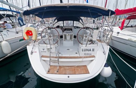 Jeanneau Sun Odyssey 49I Luna Ii in Split for rental