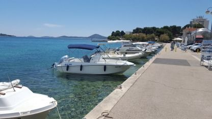 Rental Motorboat Hm 22 Open Vodice