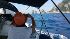 Rental Sailboat Bachelorette Cruiser A Vela Amalfi