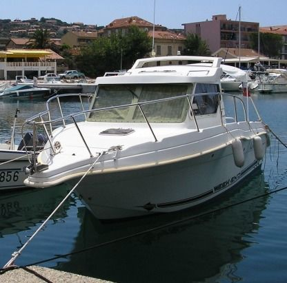 Miete Motorboot Ultramar Week End 700 Propriano