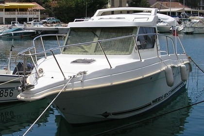 Hire Motorboat ULTRAMAR week end 700 Propriano
