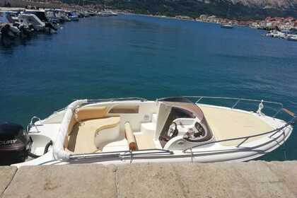 Rental Motorboat Eolo 590 Day Izola