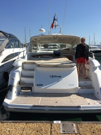 Sessa Marine 43 in Mandelieu-La Napoule for hire