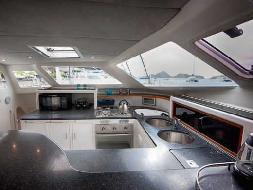 Voyage Yachts 520 in British Virgin Islands