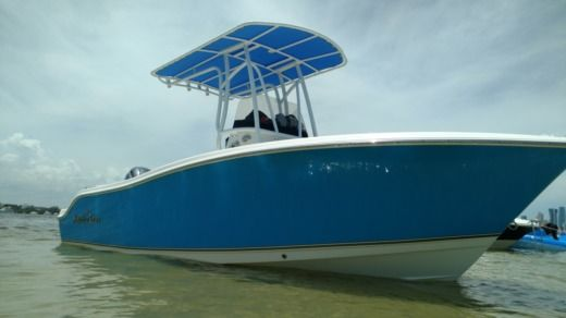 Nautic Star Center Console in Fort Lauderdale for rental