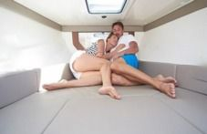 Motorboat Quicksilver 755 Sundeck Luxury for hire