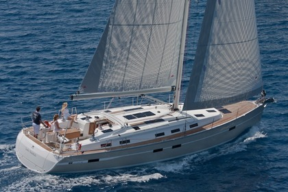 Charter Sailboat BAVARIA 50 CRUISER Palermo