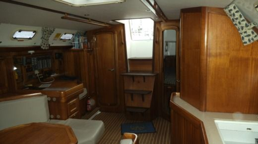 Sailboat DUFOUR 45 CLASSIC 45 CLASSIC for hire