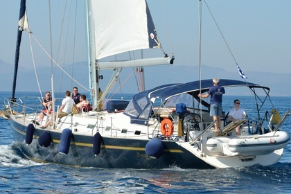 Rental Sailboat OCEAN STAR 56.1 Mykonos
