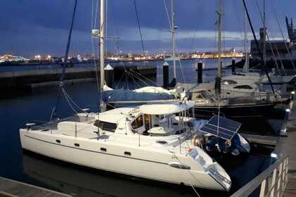 Rental Catamaran Fountaine Pajot Belize 43 Nice