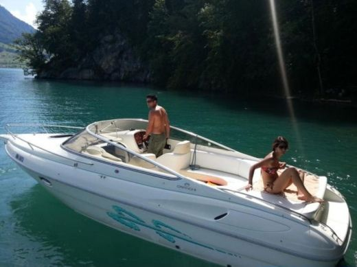 Motorboat CRANCHI TURCHESE 24 for hire
