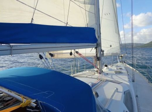 Sailboat Kirie Feeling 416 for hire