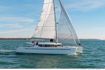 Hire Catamaran LAGOON 450 Kos