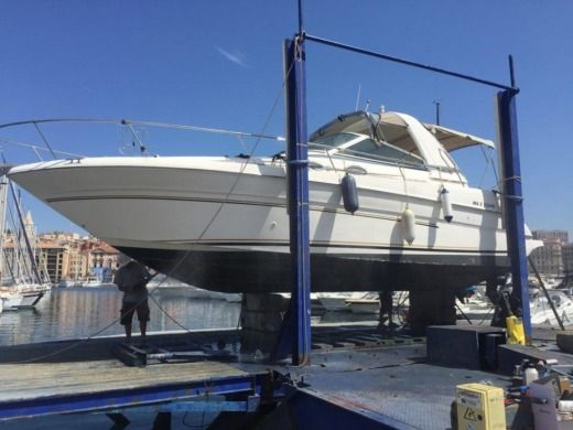 SEA RAY 270 Sundancer a Marseille tra privati