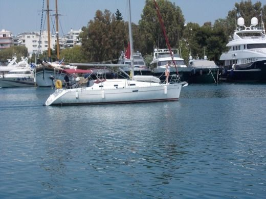 Beneteau Oceanis 311 Clipper in Athènes peer-to-peer