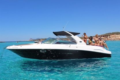 Charter Motorboat Sea Ray 295 Ibiza